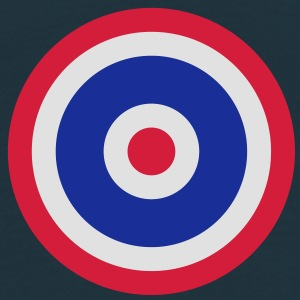 Thai Roundel Target Flag - Men's T-Shirt