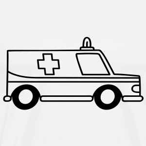 ambulance Tee shirts manches longues - T-shirt Premium Homme