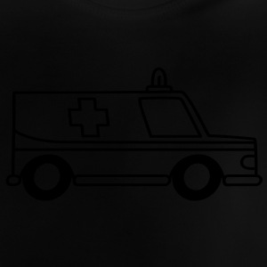 ambulance Tee shirts Enfants - T-shirt Bébé