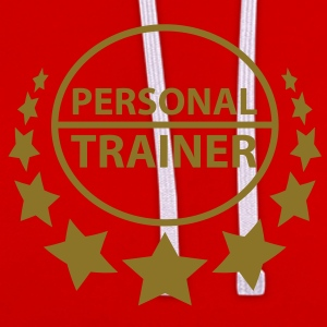 personal_trainer T-Shirts - Contrast Colour Hoodie