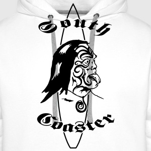 South Coaster Indians T-Shirts - Men's Premium Hoodie