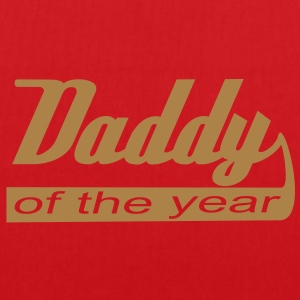 Daddy of the year! T-Shirt WR - Tote Bag