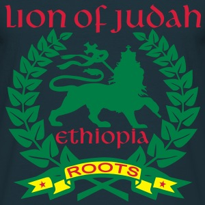 lion of judah ethiopia roots Sweaters - Mannen T-shirt