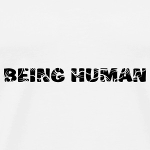 Being human Mug - Men's Premium T-Shirt