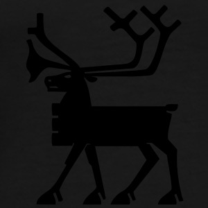 Moose Norway Scandinavia Elk T-shirt Hoodies & Sweatshirts - Men's Premium T-Shirt