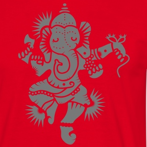 The elephant god Ganesha  Aprons - Men's T-Shirt