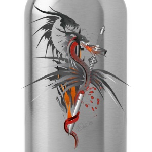 Dragon  T-Shirts - Trinkflasche