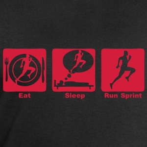 sprint athletisme eat sleep play Tee shirts - Sweat-shirt Homme Stanley & Stella