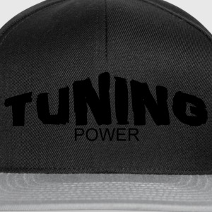 tuning power Sweatshirts - Snapback Cap