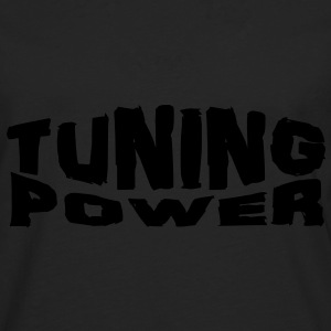tuning power Sacs - T-shirt manches longues Premium Homme