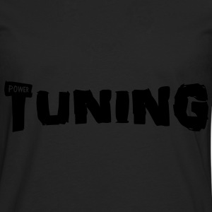 tuning power Sweat-shirts - T-shirt manches longues Premium Homme