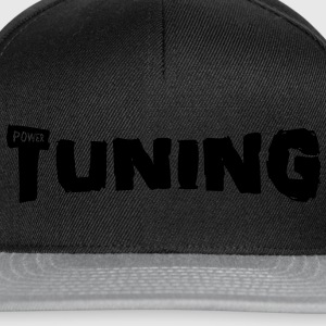 tuning power Tasker - Snapback Cap