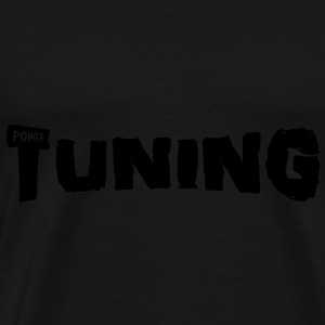tuning power Bags  - Men's Premium T-Shirt