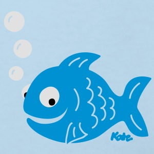 Fisch (c) Accessories - Kids' Organic T-shirt