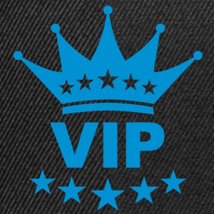 vip_king_crown_1c T-shirts - Snapback cap