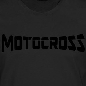 motocross Tee shirts - T-shirt manches longues Premium Homme
