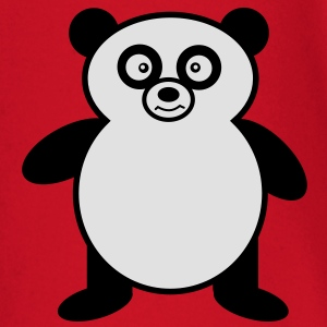 Panda Bags  - Baby Long Sleeve T-Shirt