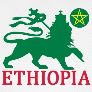 ethiopia Long sleeve shirts - Baseball Cap