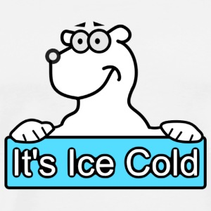 ice cold Teddies - Men's Premium T-Shirt