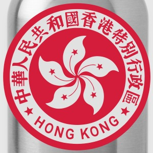 Hong Kong Emblem Bags  - Water Bottle
