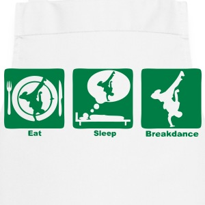 breakdance1 eat sleep play Sweats Enfants - Tablier de cuisine