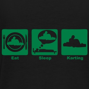 karting eat sleep play2 Sacs - T-shirt Premium Homme