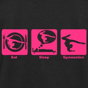 gymnastics gymnastique eat sleep play Sacs - Sweat-shirt Homme Stanley & Stella
