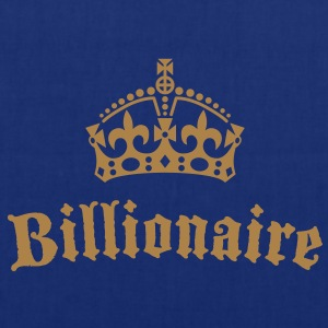 Billionaire T-Shirts - Tote Bag