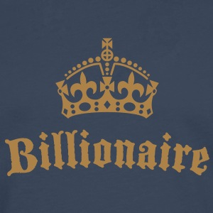 Billionaire T-Shirts - Men's Premium Longsleeve Shirt
