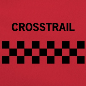 cross trail T-Shirts - Retro Tasche