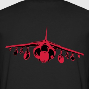 Harrier Front T-Shirts - Men's Premium Longsleeve Shirt