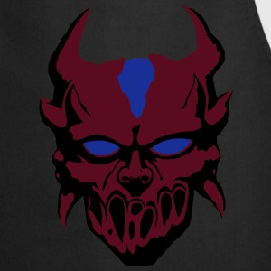 Demon with blue eyes Sweaters - Keukenschort