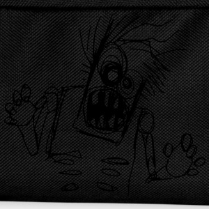 zombie doodle T-Shirts - Kids' Backpack