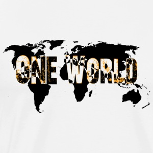 One World 2 - Männer Premium T-Shirt