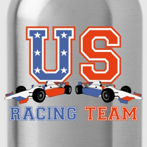racing car us 2 Sweat-shirts - Gourde