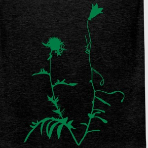 Wild Alpine Flowers Bunch T-Shirts - Men's Premium Tank Top