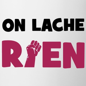 On lâche rien ! T-shirts - Kop/krus