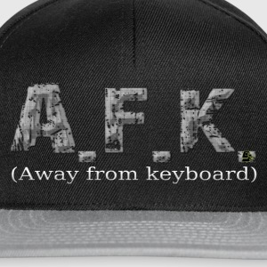 afk by customstyle Sweat-shirts - Casquette snapback
