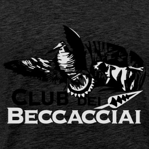 felpa woodcock - Men's Premium T-Shirt