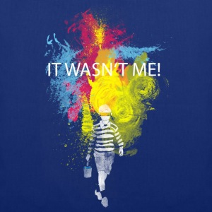 it wasn't me! Hoodies & Sweatshirts - Tote Bag
