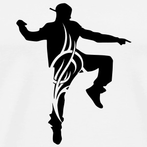 Dance tribal Mug - Men's Premium T-Shirt