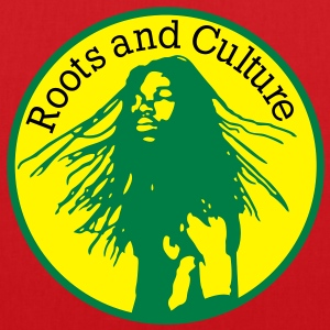 roots and culture T-shirts - Tas van stof