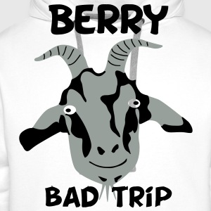 Berry Bad Trip - Sweat-shirt à capuche Premium pour hommes