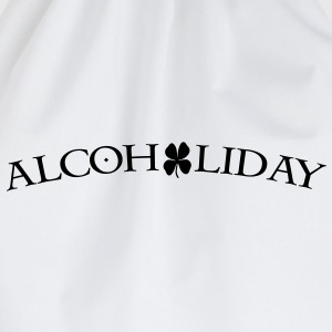 Alcoholiday - Drawstring Bag