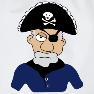Pirates Sweat-shirts - Sac de sport léger