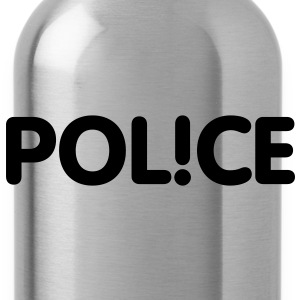 Pol!ce | Police T-Shirts - Water Bottle