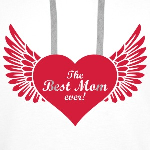 The best Mom ever! Bags  - Men's Premium Hoodie
