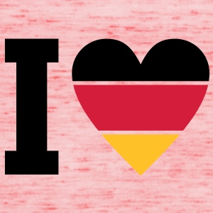 germany ilove Bags  - Women's Tank Top by Bella