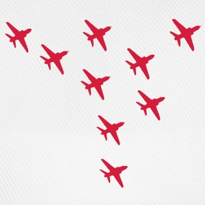 Red Arrows Eagle Formation - Baseball Cap