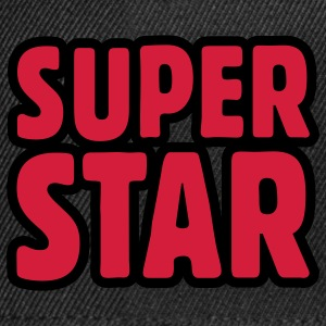 SUPERSTAR Outline Camisetas - Gorra Snapback